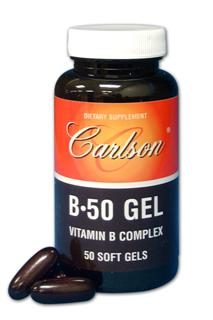B50 Gel provides the principal B-Vitamins in a balanced high-potency formulation..