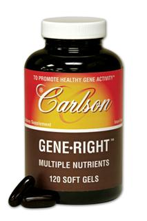 Gene Right (120 soft gels).