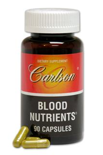Formulated to provide nutrients which aid in the development of healthy blood..