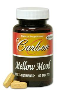 Mellow Mood contains B vitamins, GABA and L-Theanine Suntheanine to help promote a healthy mood..
