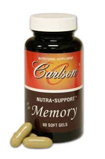 Nutra-Support: Memory (60 soft gels).