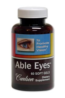Vitamins, minerals and nutrients that help promote and support healthy eyes and vision. Lutein, Bilberry, Quercetin and Silymarin in a fish oil base..