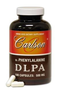 DLPA (DL-Phenylalanine): Each capsule contains DL-Phenylalanine, an essential amino acid. Amino acids are the building blocks of protein..