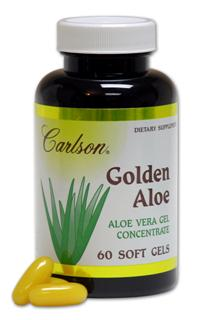 Golden Aloe 100mg (60 soft gels).