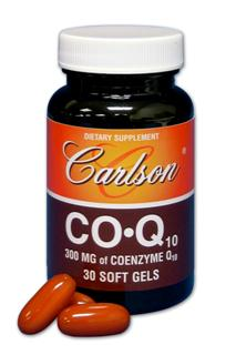 Each COQ10 soft gel contains Coenzyme Q10 (ubiquinone) naturally derived by fermentation.