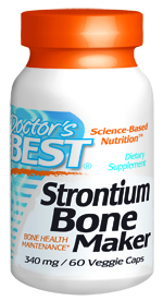 Strontium is a naturally occurring mineral present in water and food. Trace amounts of strontium are found in the human skeleton. Strontium has an affinity for bone and is taken up at the bone matrix crystal surface..