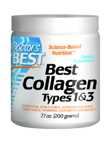 Collagen is the major structural protein in connective tissue and the most abundant protein in the human body. It is responsible for maintaining the strength and flexibility of bones, joints, skin, tendons, ligaments, hair, nails, blood vessels and eyes, among other tissues throughout the body..