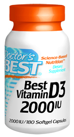 Vitamin D is a nutrient that is critical to many bodily functions. Vitamin D is beneficial for supporting bone health, immune wellness, cardiovascular function, and cellular metabolism.* Mounting research is highlighting the ever-increasing benefits of optimal vitamin D status..