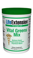 Vital Greens Mix 319.5grams (11.27oz).