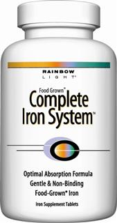 Complete Iron System 
