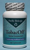 TobacStop is an herbal smoke remedy. Stopping smoking requires help from family and friends, a strong will and desire, and quite possibly a few non-toxic aids. TobacStop contains powerful herbs to help you overcome the craving, detoxify your system and win the fight against smoking addiction..