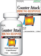 Counter-Attack Immuno-Response - For use at the first sign of seasonal discomfort to safely & effectively activate natural immunity*.