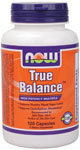 True Balance Multi-Vitamin from NOW FOODS is a multiple vitamin and mineral supplement formula providing a full complement of essential nutrients like Chromium and Vanadium that support energy production and cellular metabolism, plus a full array of key B-complex vitamins supporting a healthy mood state..