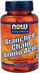 NOW Branched Chain Amino Acids (BCAA's) are 3 essential amino acids which ; are abundant in muscles. ; The branched chain amino acids Leucine, Isoleucine and Valine are three of the eight essential amino acids that the human body mut receive in food. ; These amino acids cannot be synthesized in the liver.  ;  Read more about Sports Nutrition from Your Health Professor  ; Related Products  .