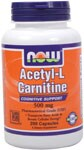 Acetyl-L-Carnitine is a modified amino acid that supports cellular energy production..