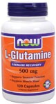 NOW L-Glutamine is the highest grade available, natural L-form amino acid> Consider taking this product in combination with NOW B-6, P-5-P and Whey Protein. .