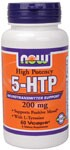 High Potency  Neurotransmitter Support  Supports Positive Mood*  With L-Tyrosine 5-HTP, the intermediate metabolite between the amino acid L-tryptophan and serotonin, is extracted from the bean of an African plant (Griffonia simplicifolia).  ;  Product FAQ's   ; Related Products  ; 5-HTP and Its Relationship to Seratonin.