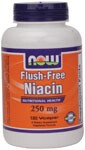 Niacin (Vitamin B-3) is an essential B-vitamin necessary for good health. Many Niacin supplements cause a temporary Niacin flush or tingling red rash on the skin when taken in large doses. This flush-free Niacin is formulated to avoid such reactions. Inositol Hexanicotinate is a stable, non-flushing source of Niacin. This superior source, and lower potency, of Niacin works to reduce the problems associated with mega doses of Niacin supplements.  Niacin - Forms and Safety.