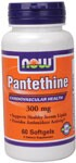 Pantethine is a highly absorbable and biologically active form of pantothenic acid (Vitamin B-5). Pantethine forms the reactive component of Coenzyme A (CoA) and the acyl-carrier protein (ACP). CoA and ACP are extensively involved in carbohydrate, lipid and amino acid metabolism. In addition to possessing the metabolic activity of pantothenic acid, Pantethine helps to support healthy serum lipid levels already within the normal range. Pantethine is also important for healthy cardiovascular function through its antioxidant activity.*  Related Products.
