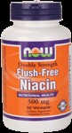 Many Niacin supplements cause a temporary Niacin flush or tingling red rash on the skin when taken in large doses. This flush-free Niacin is formulated to avoid such reactions. .
