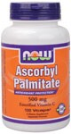 NOW Ascorbyl Palmitate 500 mg vcaps are a scientifically formulated fat-soluble version of ascorbic acid, and much easier to utilize in human cell membranes.  As a powerful variety of Vitamin C, this highly effective antioxidant has been used to promote and maintain healthy skin, increased energy and overall levels of vitality..