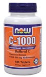 Buffered C, Sustained Release,  With 500 mg Bioflavonoids. Calcium Ascorbate is not acidic and will not contribute to excess stomach acidity or irritation in sensitive persons.  Antioxidant Protection .