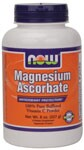 Magnesium Ascorbate is a buffered (non-acidic) form of Vitamin C that will not contribute to gastric irritation in acid-sensitive persons.  Magnesium Ascorbate is synthesized from a combination of Ascorbic Acid and Magnesium to form Magnesium Ascorbate.  .