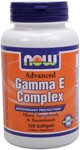 NOW Advanced Gamma E Complex provides the necessary full range of antioxidant protection because it contains a more natural balance of Tocopherols plus a full complement of Tocotrienols. NOWs Advanced formula thereby provides superior support for cardiovascular health, as well as protection for the health of the prostate and the colon..
