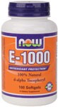 "Antioxidant Protection*  100% Natural d-alpha Tocopheryl Vitamin E is a major antioxidant and the primary defense against lipid peroxidation. It is particularly important in protecting the body's cells from free radical/oxidative damage. These protective benefits are achievable with supplemental intakes higher than what is normally consumed in the average diet.* From the FDA's website: ""Some scientific evidence suggests that consumption of antioxidant vitamins may reduce the risk of certain forms of cancer. However, FDA has determined that this evidence is limited and not conclusive.""."