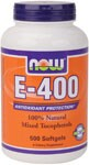 Antioxidant Protection*  100% Natural Mixed Tocopherols Vitamin E is a major antioxidant and the primary defense against lipid peroxidation. It is particularly important in protecting the body's cells from free radical/oxidative damage. These protective benefits are achievable with supplemental intakes higher than what is normally consumed in the average diet..