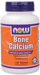 When it comes to choosing a Calcium supplement, quality is of the utmost importance. NOW Bone Calcium contains microcrystaline hydroxyapatite, the exact form of calcium found in our own bones..