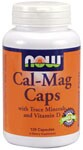 Calcium and magnesium have become synonymous with bone health. And as two of the most important nutrients we can feed our body, NOW Calcium-Magnesium Capsules are formulated with a synergistic blend of vitamin D and trace minerals that allow them to work in a highly proficient manner. Derived from the finest grade of calcium carbonate, this source offers more milligrams of calcium per volume than any other commercially available form. Its high bioavailability and perfectly balanced blend make this is one of our most popular calcium products.*   Online Seminar - Women's Health Issues: Listen to a seminaron women's health issues and the supplements that address some of the most common concerns for women today. Presented by Dr. Hyla Cass..