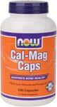 Calcium and magnesium have become synonymous with bone health. And as two of the most important nutrients we can feed our body, NOW Calcium-Magnesium Capsules are formulated with a synergistic blend of vitamin D and trace minerals that allow them to work in a highly proficient manner. Derived from the finest grade of calcium carbonate, this source offers more milligrams of calcium per volume than any other commercially available form..