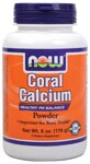 Healthy pH Balance  Important for Bone Health* NOW Coral Calcium Powder is an alkaline form of Calcium that can help to support a healthy serum pH. In addition,Coral Calcium contains a number of trace minerals that are important for bone health, as well as for optimal enzymatic activity.* NOW Coral Calcium is not harvested from living coral reefs or even from the ocean environment, but from above-ground sources in Okinawa in anecologicallyfriendly manner.  Read more about NOW Coral Calcium  ProductFAQ's.