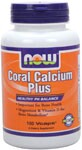 Healthy pH Balance  Important for Bone Health  Magnesium & Vitamin D for Bone Metabolism* NOW Coral Calcium Plus contains an alkaline form of Calcium that can help to support a healthy serum pH. In addition, Coral Calcium contains a number of trace minerals that are important for bone health, as well as for optimal enzymatic activity. NOW Coral Calcium is not harvested from living coral reefs or even from the ocean environment, but from above-ground sources in Okinawa in an ecologically friendly manner. In this Coral Calcium Plus formula, Magnesium and Vitamin D have been added because of their essential role in bone metabolism.*  Read more about NOW Coral Calcium  ProductFAQ's.