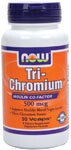 Insulin Co-Factor  Supports Healthy Glucose Metabolism*  Three Chromium Forms  Vegetarian Formula Chromium is an essential trace mineral that works with insulin to support healthy blDigestionood glucose levels already within the normal range and plays an important role in the proper utilization of protein, fat and carbohydrates. Cinnamon has been used throughout history by herbalists to promote healthy digestion and metabolism.*  Tri-Chromium Fact Sheet.