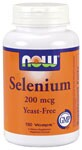 Selenium is found most abundantly in Brazil Nuts, organ meats, seafood, and wheat germ..