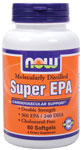 Molecularly Distilled- Cardiovascular Support*-  Double Strength- 360 EPA / 240 DHA - Cholesterol-Free.