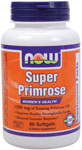 NOW Super Primrose Oil is a high potency Evening Primrose (EPO) supplement containing naturally occurring Gamma Linoleic Acid (GLA). GLA is a fatty acid that is important for healthy inflammatory and immune response. Evening Primrose Oil may be used to provide nutritional support for mild discomfort associated with PMS..