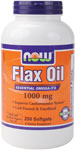 Flax Oil is a rich, balanced source of essential fatty acids..