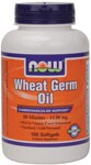 Excellent source of Octacosanol, an alcohol fatty acid naturally occuring in wheat germ..