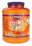 NOW Carbo Gain is 100% pure maltodextrin, an easily digestible complex carbohydrate derived from corn.  Carbo Gain contains virtually no protein, fat or fiber and is a convenient source of energy for active individuals.Complex Carbohydrate,  Vegetarian Product .