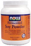 NOW Fermented Soy Powder combines the nutritive value of soy with the benefits of fermentation in one convenient daiily serving. Fermented Soy offers a broader nutrient profile than traditional soy products with its higher content of bioavailable isoflavones, including Genistein and Daidzein. Fermentation also produces pre-digested soy protein, which naturally improves flavor and texture.  Technical Talk about Beta Glucans  Read FAQ's.