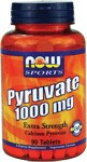 Many fitness enthusiasts have made Pyruvate a fundamental part of their training regimen..