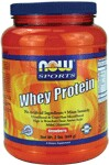 NOW Whey Protein is a delicious blend of three of the highest quality whey protein concentrates and isolates from around the world: Micro-Filtered, Ion-Exchanged and Enzymatically Hydrolyzed (partially predigested)..