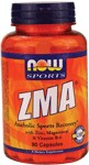ZMA is a synergistic combination of Zinc and Magnesium designed to maximize absorption and promote recovery from exercise. Zinc plays a central role in the regulation of cellular growth and tissue repair, as well as the maintenance of a healthy immune system. Magnesium is essential for the maintenance of electrolyte balance, energy production and normal neuromuscular function. .