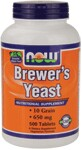 Brewers Yeast is saturated with nutrients essential to growth, development, and long-lasting vigor. Brewer'sYeast is also known for its high content of B vitamins, proteins and minerals..