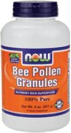 Bee Pollen is a natural material produced by the anthers of flowering plants and gathered by bees. It has a high content of protein and other nutrients.   .
