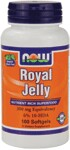 Royal Jelly is a natural source of many nutrients.  Royal Jelly is the only food for the Queen Bee. and it enables her to outlive worker bees thirty fold.  The Queen Bee is also very fertile, laying up to 2,000 eggs each day throughout her life. This Royal Jelly has been freeze-dried to maintain maximum stability and is among the finest products available10-HDA (hydroxy-d decenoic acid) is one of the active, measurable components of Royal Jelly..