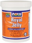 Nutrient Rich Superfood  31,500 mg of Royal Jelly in a base of Honey Royal Jelly has been famed throughout the ages because of its role with the queen bee.  It is the sole source of nourishment for the queen bee and enables her to outlive worker bees thirty-fold!  The queen is also very productive, laying up to 2,000 eggs per day throughout her life..